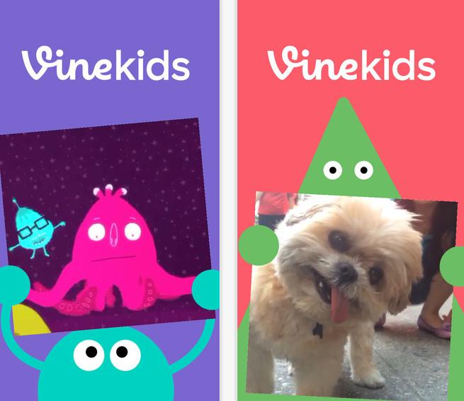 Vine décline son application en version Kids