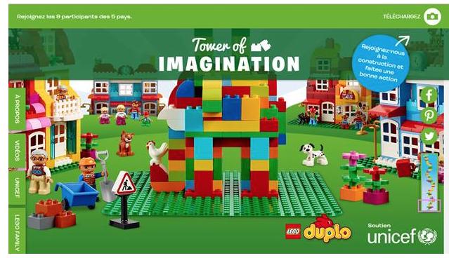 Lego-Duplo Tour of Imagination