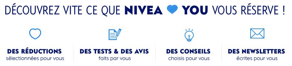 Nivea loves you