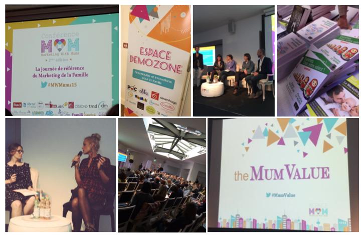 Conférence #MWMums15 : le résumé de la journée