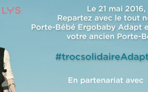 Le Troc solidaire d'Ergobaby